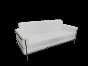 Le Corbusier Three Seater Sofa