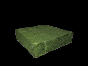 Grass Queen Ottoman