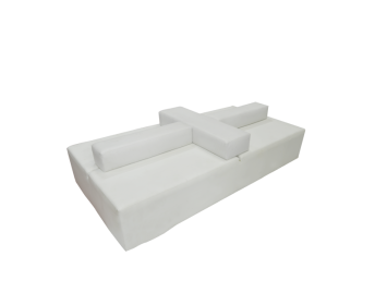 Rectangular Lego Sofa