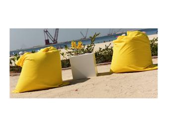 Lycra Bean Bag
