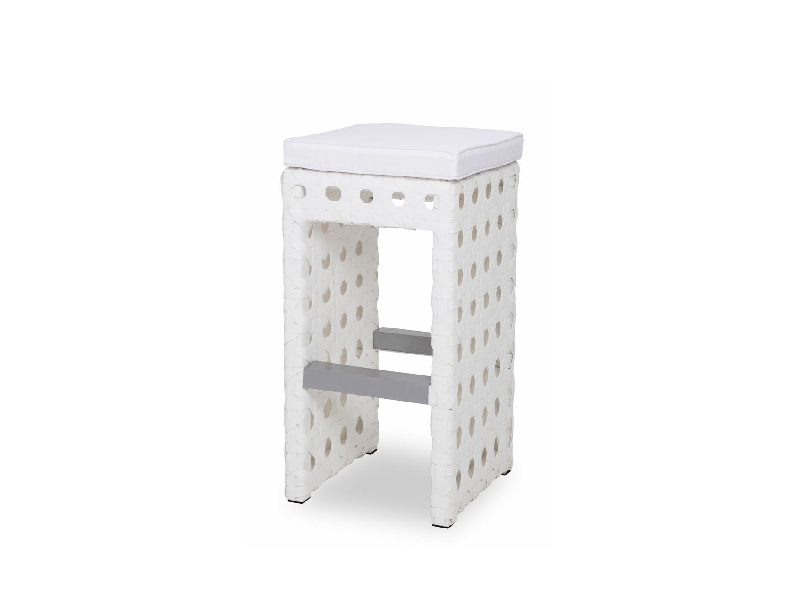 Wicker Bar Stool Furniture Rental For Events In Uae