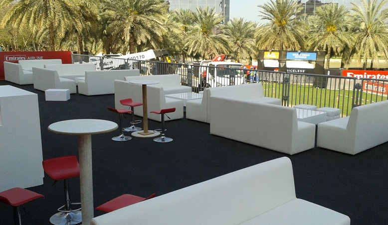 Dubai Jazz Festival 2015 Furniture Rental For Events In Uae
