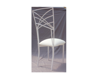 White Fusion Chair