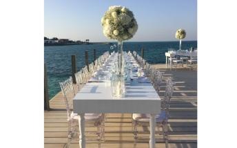 Private Wedding at Nurai Island Abu Dhabi
