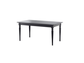 C Dining Table Black