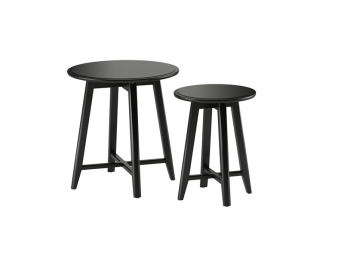 Sally Side Table Black